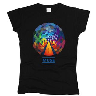 Muse 06 - Футболка женская