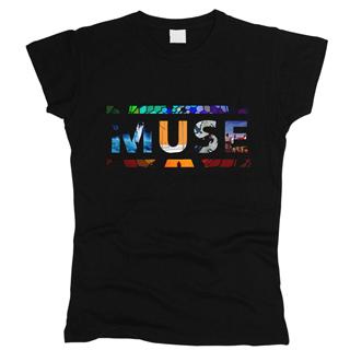 Muse 07 - Футболка женская
