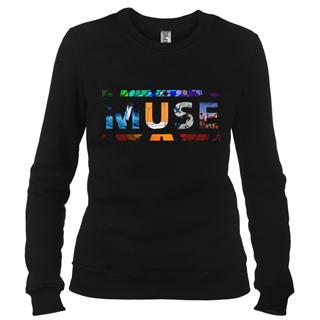 Muse 07 - Свитшот женский