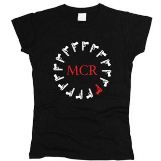 My Chemical Romance 01 - Футболка женская