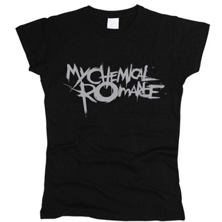 My Chemical Romance 02 - Футболка женская