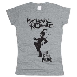 My Chemical Romance 04 - Футболка женская