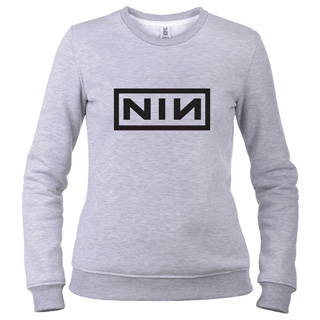Nine Inch Nails 01 - Свитшот женский