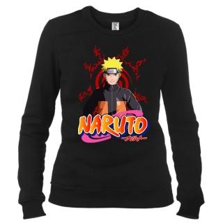 Naruto 01 - Свитшот женский