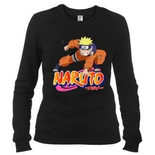 Naruto 02 - Свитшот женский