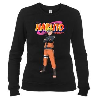 Naruto 04 - Свитшот женский