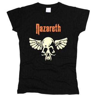 Nazareth 01 - Футболка женская