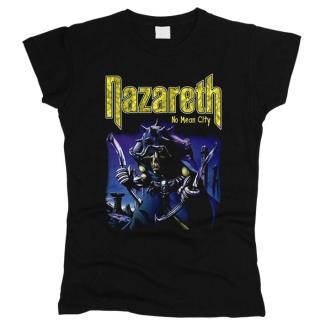 Nazareth 02 - Футболка женская