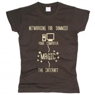 Networking 01 - Футболка женская