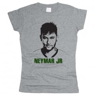 Neymar 01 - Футболка женская
