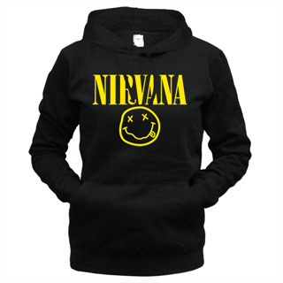 Nirvana 01 - Толстовка женская