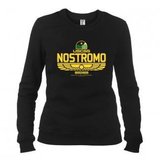Nostromo 01 - Свитшот женский