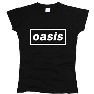 Oasis 01 - Футболка женская