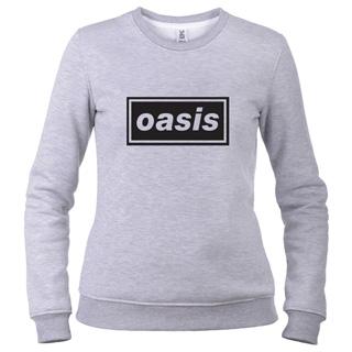Oasis 01 - Свитшот женский