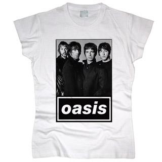 Oasis 03 - Футболка женская