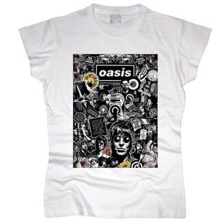 Oasis 06 - Футболка женская