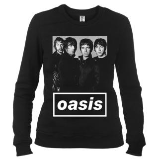 Oasis 02 - Свитшот женский