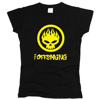 Offspring 02 - Футболка женская
