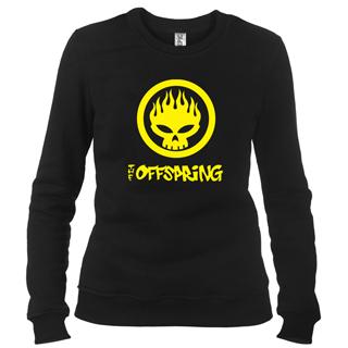 Offspring 02 - Свитшот женский