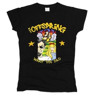 Offspring 06 - Футболка женская