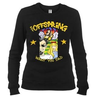 Offspring 06 - Свитшот женский