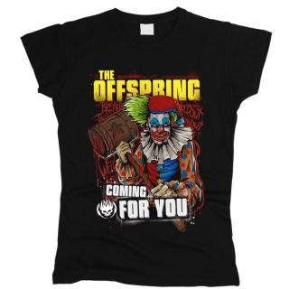 Offspring 08 - Футболка женская