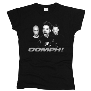 Oomph! 01 - Футболка женская