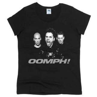 Oomph 01 - Футболка женская оверсайз