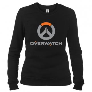 Overwatch 01 - Свитшот женский