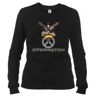 Overwatch 03 - Свитшот женский