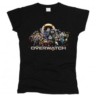 Overwatch 04 - Футболка женская