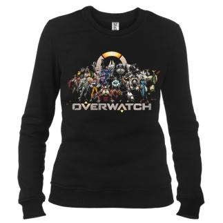 Overwatch 04 - Свитшот женский