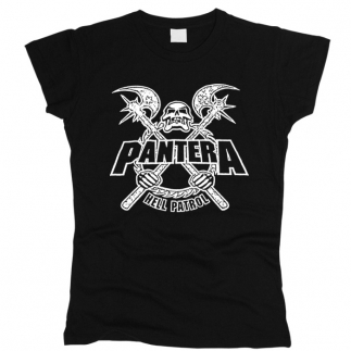 Pantera 01 - Футболка женская