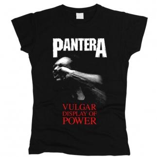Pantera 04 - Футболка женская
