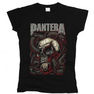 Pantera 05 - Футболка женская