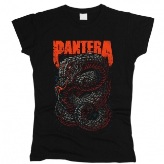 Pantera 06 - Футболка женская