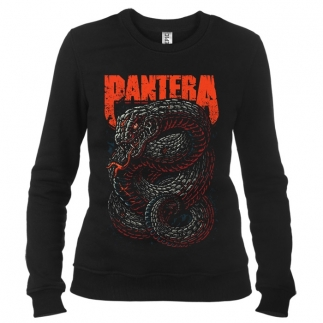 Pantera 06 - Свитшот женский
