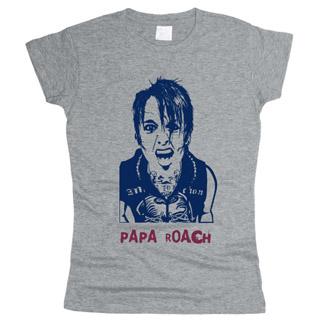 Papa Roach 01 - Футболка женская