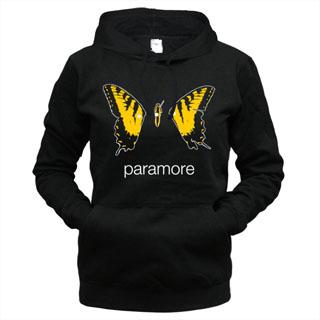 Paramore 01 - Толстовка женская