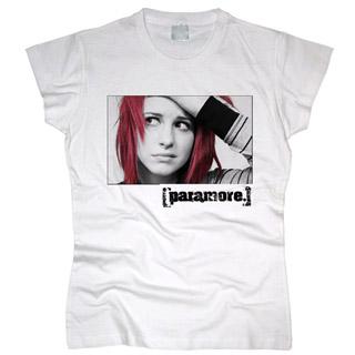 Paramore 04 - Футболка женская