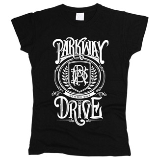 Parkway Drive 02 - Футболка женская