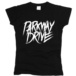 Parkway Drive 04 - Футболка женская