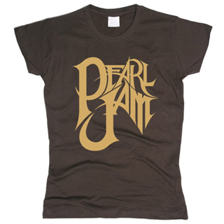 Pearl Jam 02 - Футболка женская