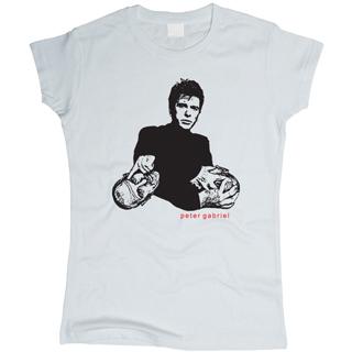Peter Gabriel 02 - Футболка женская