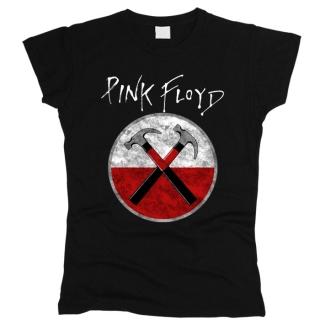 Pink Floyd 01 - Футболка женская