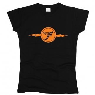 Pixies 01 - Футболка женская