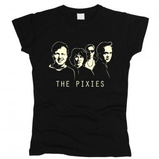 Pixies 02 - Футболка женская