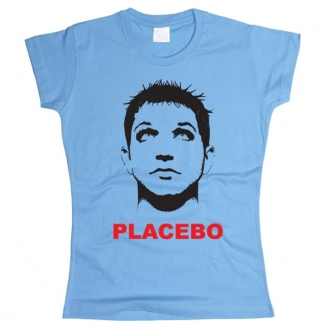 Placebo 02 - Футболка женская