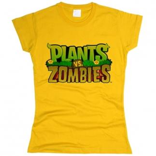 Plants vs Zombies 03 - Футболка женская