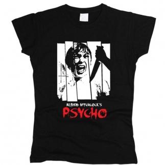 Psycho 01 - Футболка женская